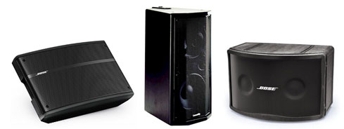 Performance Loudspeakers