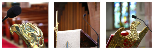 Audio & Video Solutions for Churches